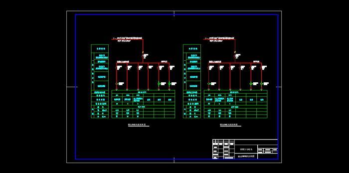 厂用电系统接线方式