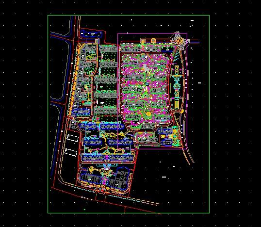 相关专题:小区植物配置平面图小区规划图植物配置