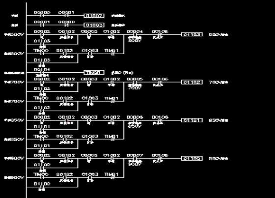 欧姆龙梯形图下载,欧姆龙plc梯形图,欧姆龙plc232接线图