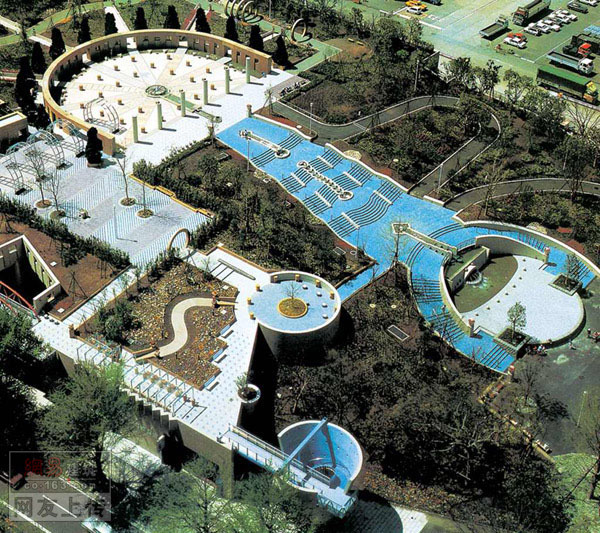 欧洲著名广场景观设计