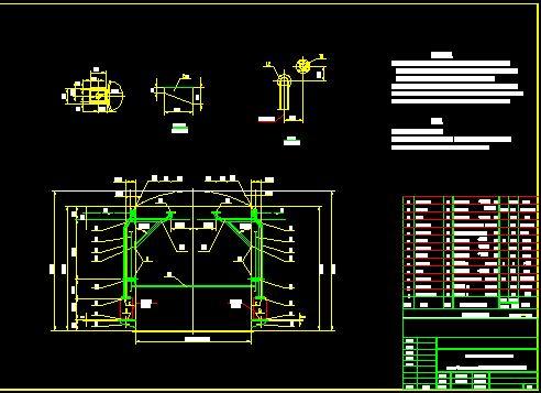 火器管路安装设计图