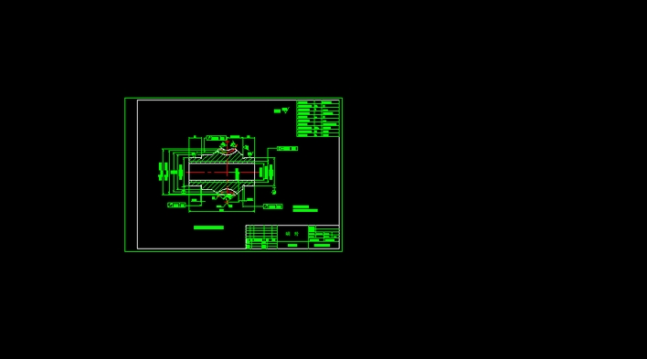 机电CAD模型怎么导入ugcad三视图图片