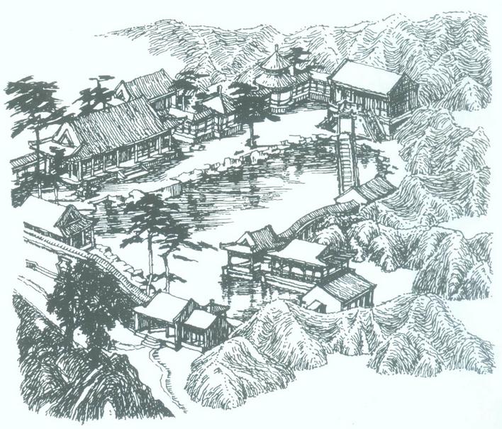 园林感悟 园林感悟 北方园林常用树木图例乔灌木分层并已经定义图块