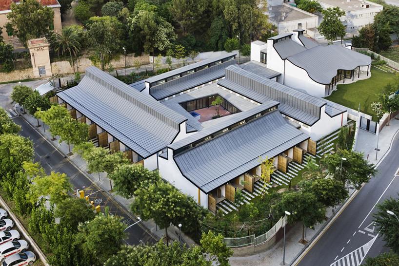 相关专题:古典四合院设计 四合院建筑施工图 四合院建筑图纸 四合院