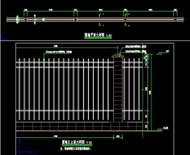 简介:某小区围墙建筑,结构图,平面,立面,剖面 相关专题:围墙结构图砖图片