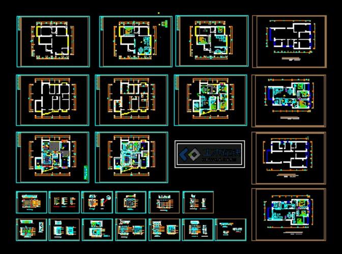 设计图分享 两层复式楼平面设计图  9宽13长房子二楼平面设计图 宽