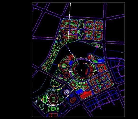相关专题:城市中心区快题设计 宝安中心区规划图 城市中心区规划设