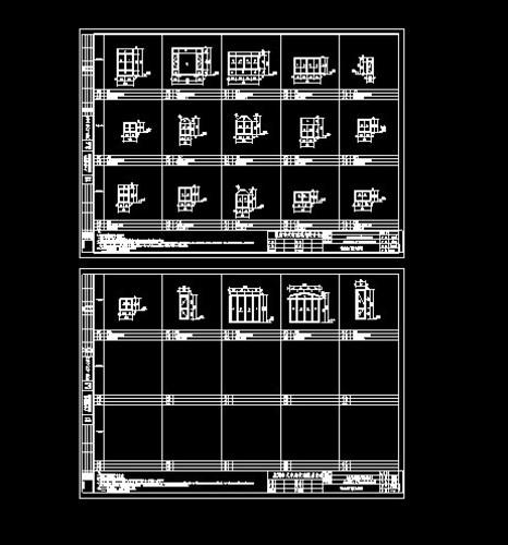 长方形卧室房屋设计图展示