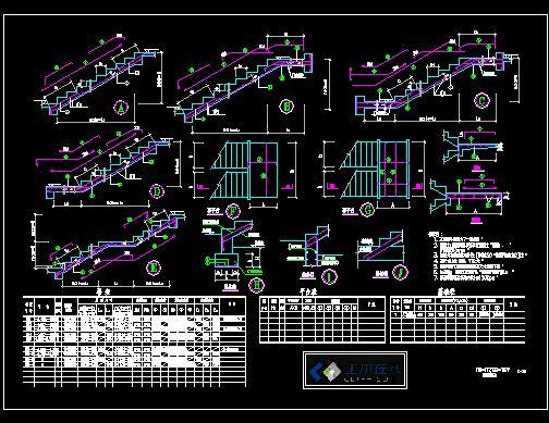 小别墅内部结构图