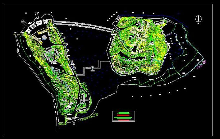 图纸 园林设计图 山庄别墅平面布置  上传时间:2010-11-25 所属分类