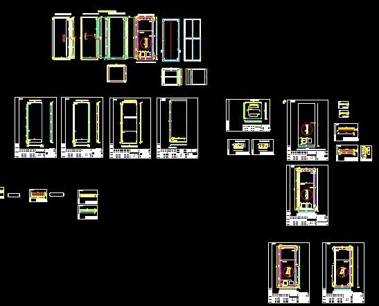 防威图柜图纸电气原理图纸取料机电气图片