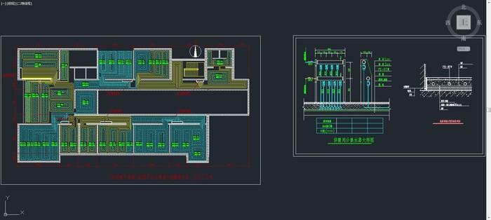 地暖v地暖暖通-天正图纸9景观设计未来发展前景图片