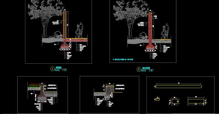 5度区多层剪力墙结构房屋设计施工图 某18层剪力墙住宅区改造结构设计
