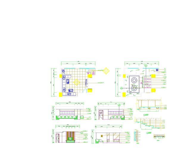ktv装饰建筑设计图