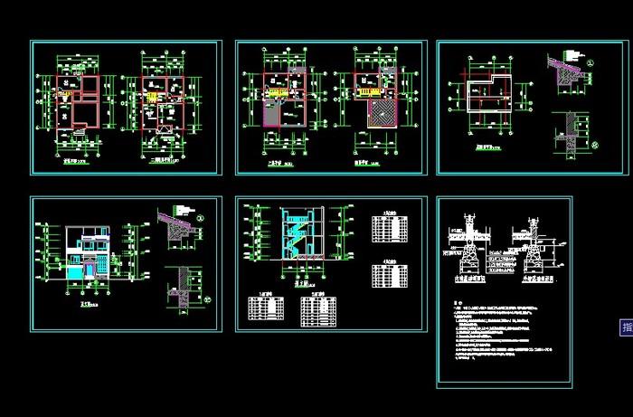 10米12米自建房图纸_10米12米自建房图纸图片分享_第2