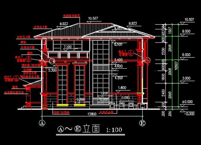 23x10农村普通房屋设计图展示