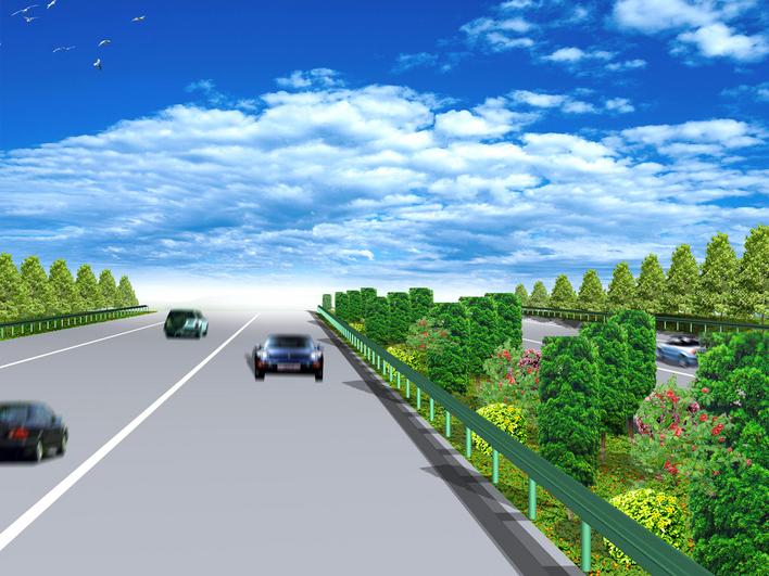 壁纸 道路 高速 高速公路 公路 平面图 桌面 708_531