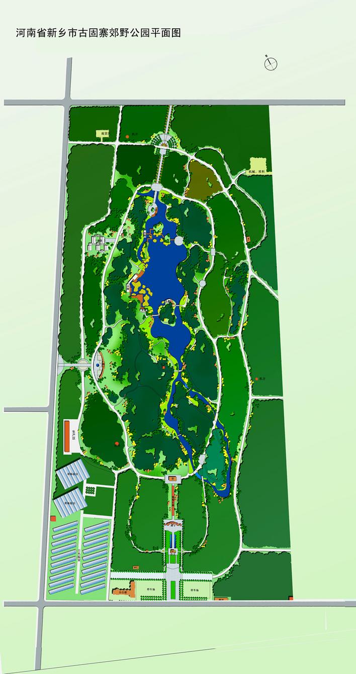 郊野公园园林设计中级工程师工作总结图片