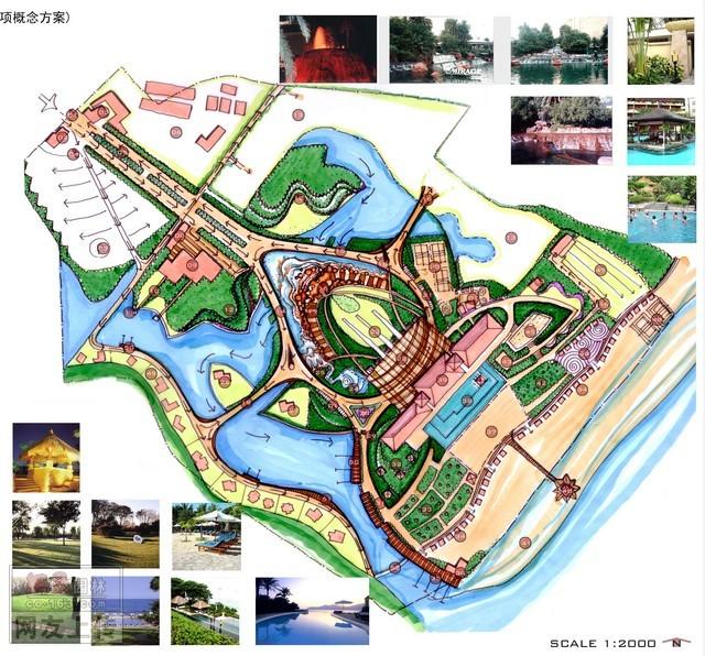 简介:小岛屿的总体平面图 相关专题:岛屿景观设计小岛景观设计总平面