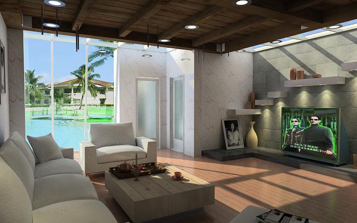 3dmax室内设计作品高清图片