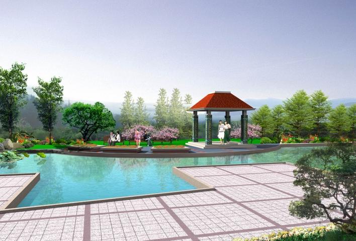 别墅景观欧式小区景观平面欧式景观小品欧式别墅景观图欧式景观设计