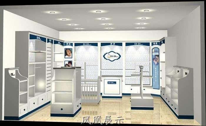鞋店展柜设计|订做
