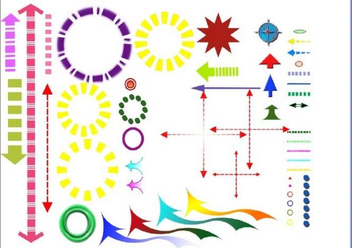 乔木平面植物素材ps格式 ps格式平面素材 花架,亭子 ps格式平面素材