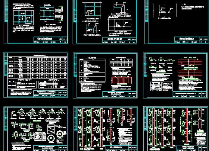 11G101-1图纸DWG直径_cad图集下载版本50.90图纸弯头度平面样板图片