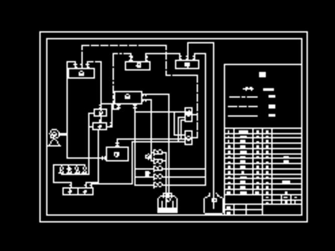 中央空调系统图 中央空调原理