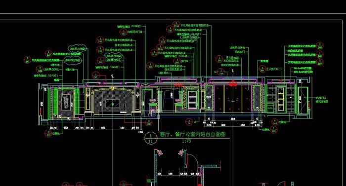 图别墅立面图设计别墅立面图cad玛利亚别墅立面图
