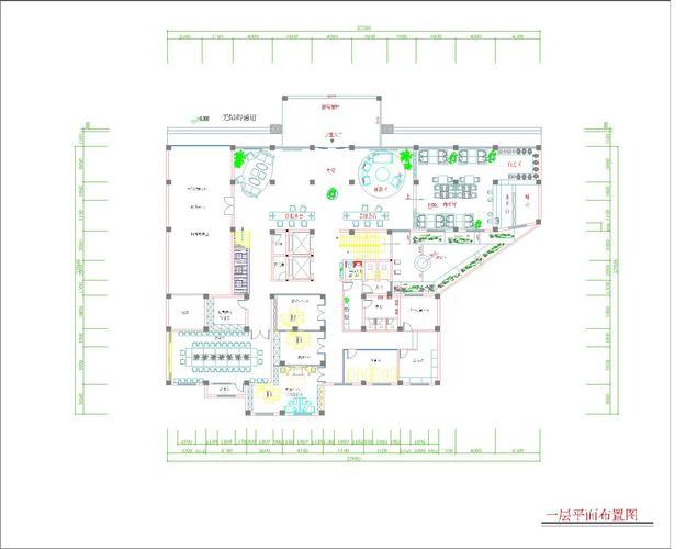 商务酒店室内设计图