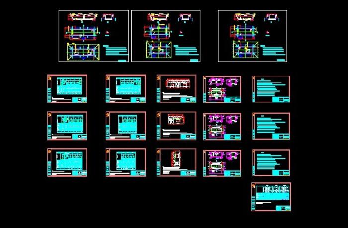包括三座箱式变电站图片