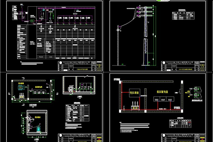 農村修房設計圖片展示