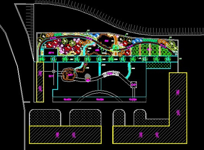 养老院二期景观设计