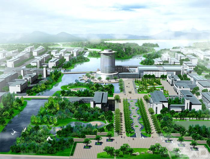 图纸 园林设计图  江南大学             江南大学景观            相