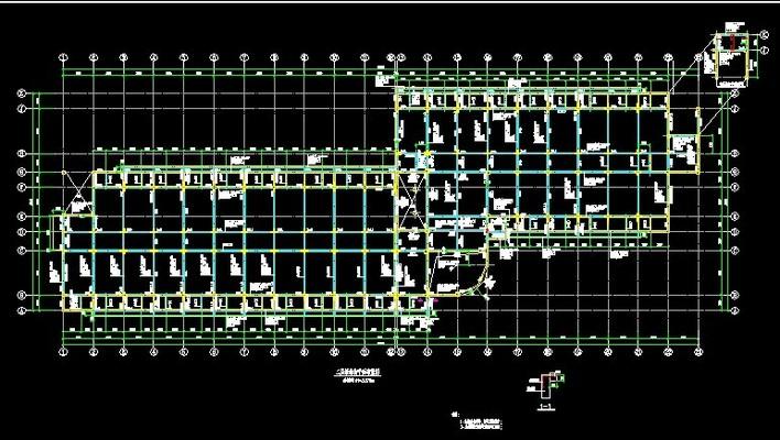 异形柱框架结构