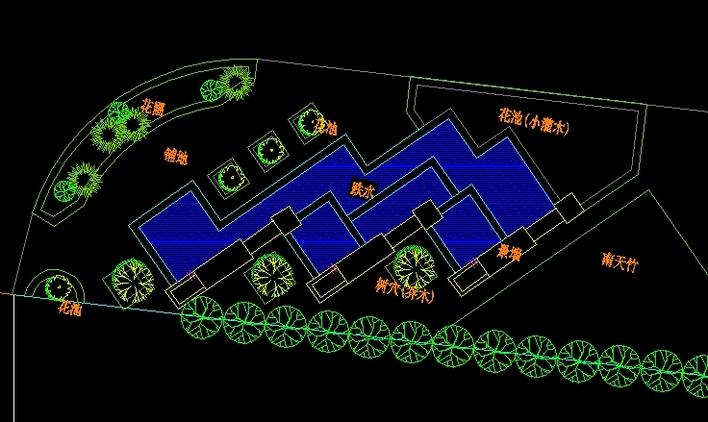 广场设计平面图手绘 小广场设计平面图 和谐广场平面图图片