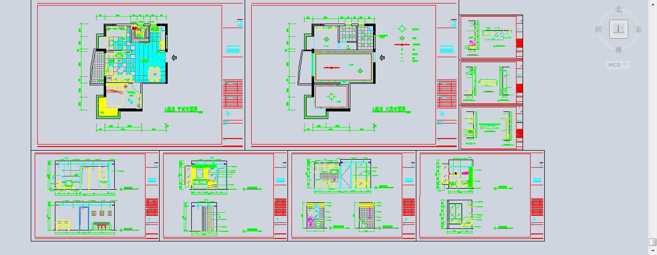 设计室内装潢设计图室内装潢设计图纸室内装潢平面图室内装潢施工图