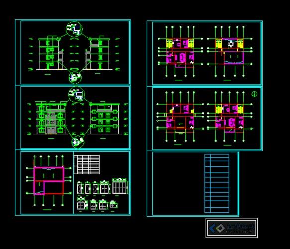 农村自建房楼梯设计图