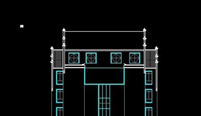 图徽派建筑施工图下载徽派徽派建筑效果图徽派建筑平面图门头施工图