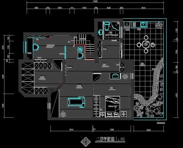 水电施工图 家庭装修施工图纸 家庭装修施工步骤  所属分类:住宅平面
