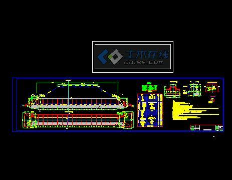 涵洞盖板钢筋图_【钢筋混凝土】4.0*5.0米钢筋混凝土盖板涵洞设计图纸_cad图纸下载 ...