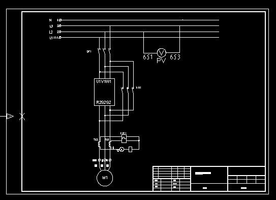 软启动工作原理 软启动原理图 软启动器电路图 电机软启动原理图 软图片