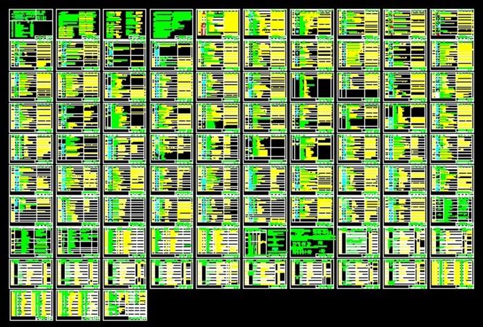 电气及弱电国标符号图集大全
