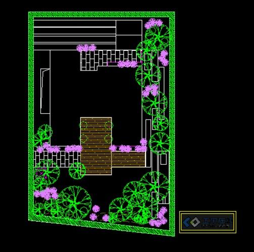 花园屋顶花园设计
