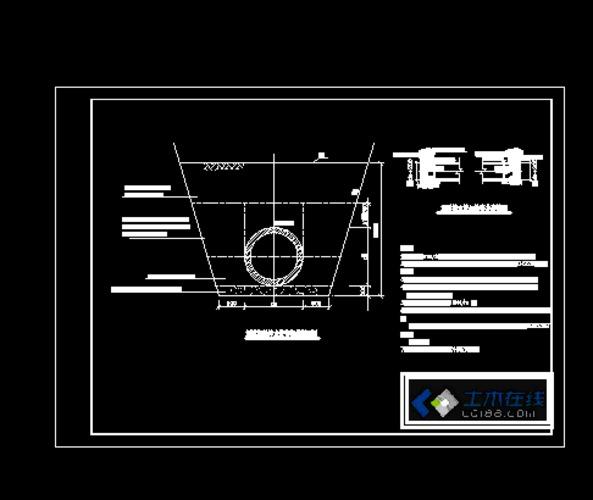 给排水其他大样图图纸分类; 埋地塑料排水管安装图 115; 塑料排水管安
