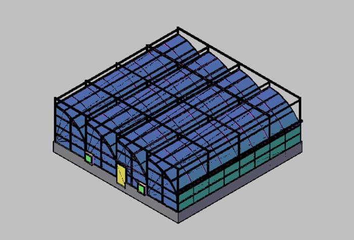 某技术学校教学楼加固结构设计施工图