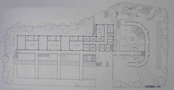 幼儿园平面图图片-幼儿园教室平面图_幼儿园设计方案平面图_幼儿园图片