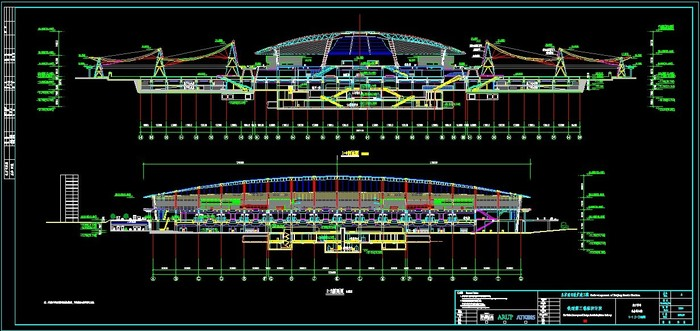 设计图火车站建筑设计火车站平面图火车站规划设计图