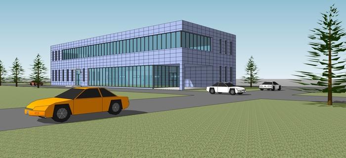 某工商局框架住宅楼-b栋结构施工图